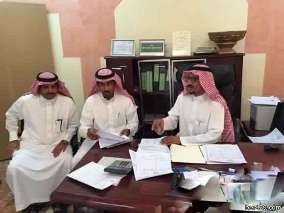 عُقد اجتماع الجمعية العمومية لجمعية البر الخيرية بمدينة فيد