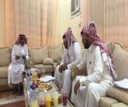 زيارة فريق العمل بمركز التنمية الاجتماعية بمنطقة حائل لجمعية البر الخيرية بمدينة فيد